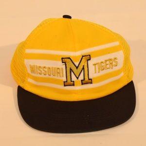 Vintage Mizzou Tigers Snapback